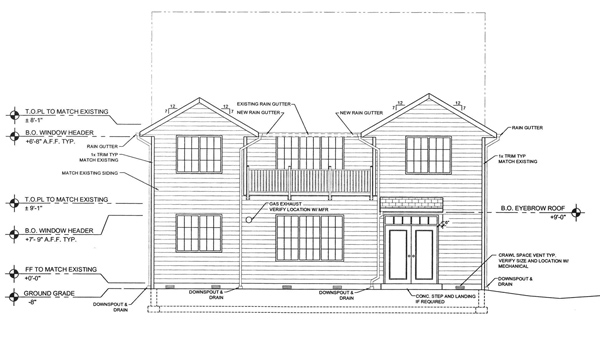 Residential drafting and the plans you need for a success for How to build a 2nd story floor